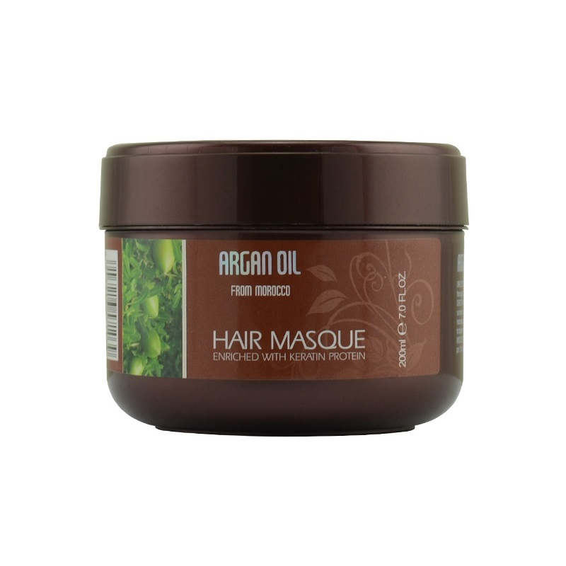 BINGO 摩洛哥堅果油護髮膜 Morocco Argan Oil Nuspa Hair Mask