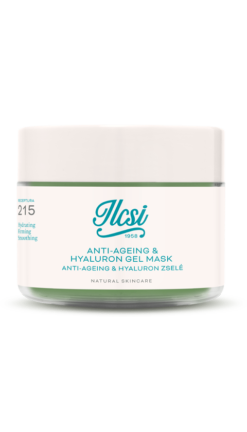 ILCSI 植萃玻尿酸面膜 Anti-Aging and Hyaluron Gel Mask 125ml
